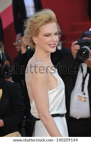 "Nicole Kidman at the gala premiere for ""Venus in Fur"" in competition at the 66th Festival de Cannes. May 25, 2013  Cannes, France"