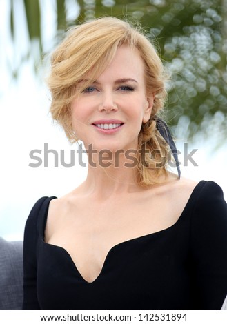 Nicole Kidman at the 66th Cannes Film Festival - Jury photocall Cannes, France. 15/05/2013 - stock photo