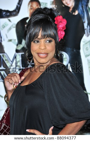"Niecy Nash at the Los Angeles premiere of ""Mad Money"" at the Mann Village Theatre, Westwood. January 9, 2008  Los Angeles, CA Picture: Paul Smith / Featureflash"