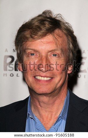 "Nigel Lythgoe at the ""Burn The Floor"" Opening Night, Pantages, Hollywood, CA. 04-26-11"