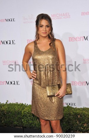 Nikki Reed at the 8th Annual Teen Vogue Young Hollywood Party in partnership with Michael Kors at Paramount Studios, Hollywood. October 1, 2010  Los Angeles, CA Picture: Paul Smith / Featureflash
