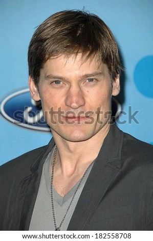 Nikolaj Coster-Waldau at TOP 12 AMERICAN IDOL Contestants Annual Party, Astra West at the Pacific Design Center, Los Angeles, CA, March 06, 2008