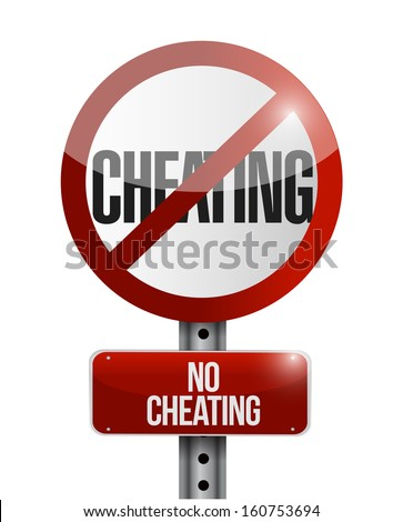 Cheat Icon Stock Photos, Images, & Pictures   Shutterstock