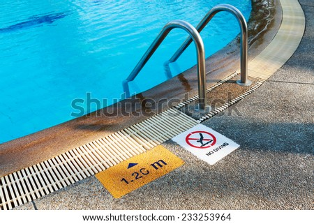 Swimming Prohibited Stock Photos Images Pictures Shutterstock