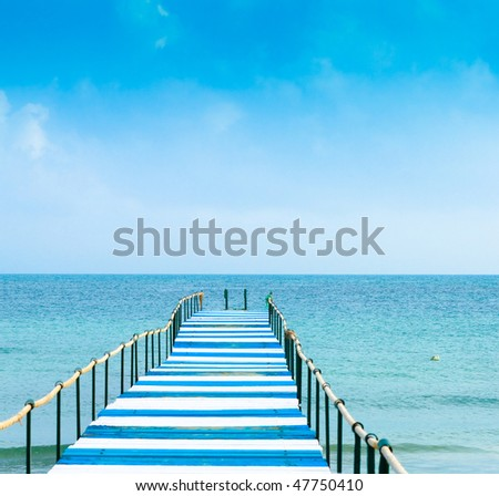 No one can buy a way to heaven - stock photo