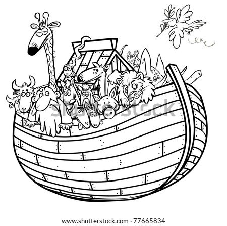 Noahs Ark Stock Royalty Free & Vectors