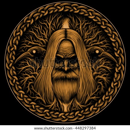 traditional viking religion The interaction between norse mythology & christianity  in primitive religion the god who grants his followers the greatest worldly power is the strongest god .