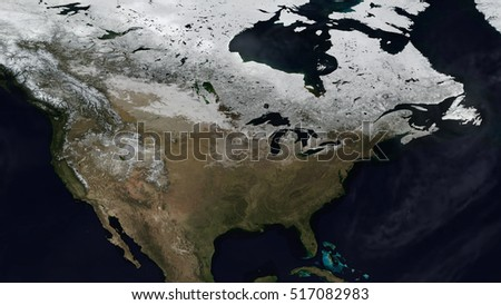 North american day map space view stock illustration 517082983 north american day map space view elements of this image furnished by nasa gumiabroncs Images