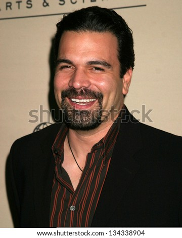 NORTH HOLLYWOOD - FEBRUARY 22: Ricardo Antonio Chavira at an Evening With Desperate Housewives at Television Academy on February 22, 2005 in North Hollywood, CA