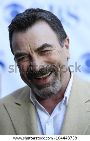 NORTH HOLLYWOOD - JUN 5: Tom Selleck at a screening and panel discussion of CBS's 'Blue Bloods' at Leonard H. Goldenson Theater on June 5, 2012 in North Hollywood, California