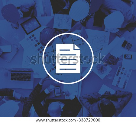 Note Notepaper Pad Notice message Write Concept - stock photo