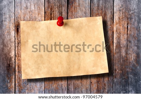 Note the wood. - stock photo