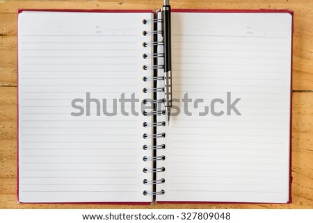 Notebook Background