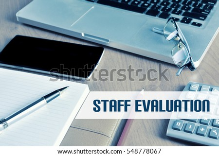 Staff Evaluation Photos RoyaltyFree Images Vectors – Staff Evaluation