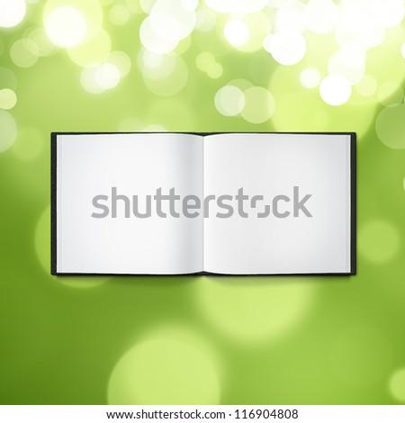 notes book - stock photo