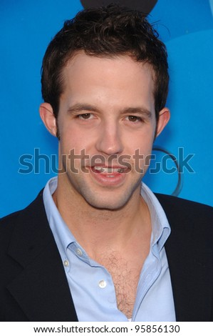 Notes From the Underbelly star PETER CAMBOR at the Disney ABC TV All Star Party at Kidspace in Pasadena. July 19, 2006  Pasadena, CA  2006 Paul Smith / Featureflash - stock photo