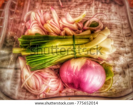 now cooking vegetable for food