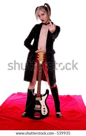 nude-guitar-player-girl