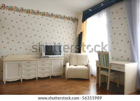 nursery - stock photo