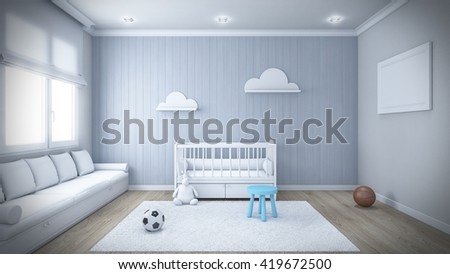 Nursery Bedroom