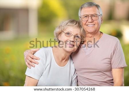 Nursing Home. - stock photo