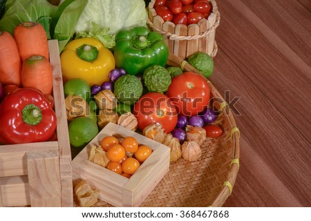 Nutritious vegetables for dieting