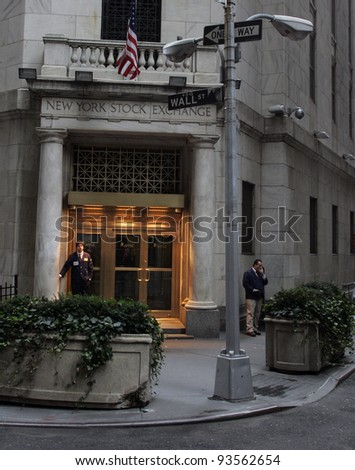 Stock broker firms in nyc