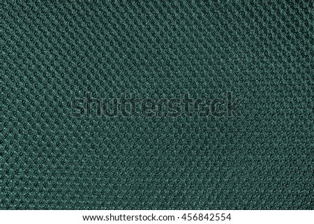 Nylon fabric texture background for design with copy space for text or image.