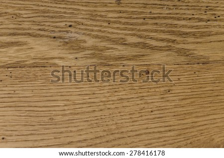 Oak detail from wooden furniture