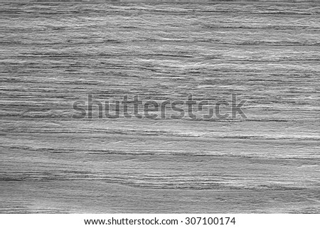 Oak Wood Bleached and Stained Gray Grunge Texture Sample. - stock photo