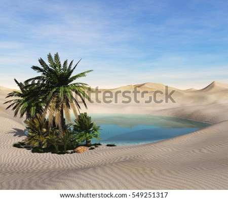 oasis desert stock images royalty free images vectors shutterstock. Black Bedroom Furniture Sets. Home Design Ideas