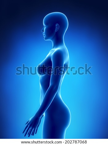 Obesity concept standard weight as footage available in my portfolio - stock photo