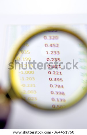observation - stock photo