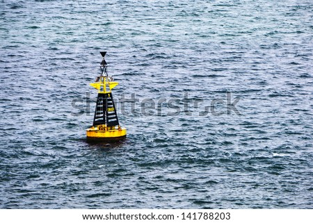 Yellow Buoy Stock Images Royalty Free Images Amp Vectors