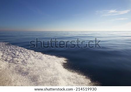 Ocean Ripples - stock photo