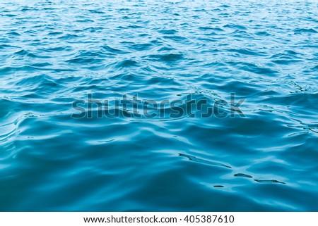 ocean water background - stock photo