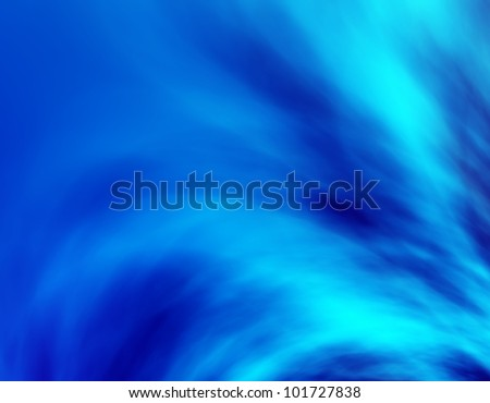 Ocean wave abstract background - stock photo