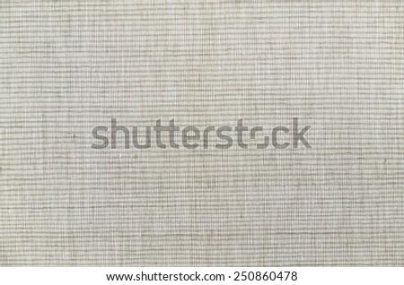 Ocher Mat, Detail / Ocher Mat - stock photo