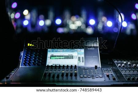 ODESSAUKRAINE-21 AUGUST2017Big professional stage lighting mixer panel with & Odessaukraine21 August2017big Professional Stage Lighting Mixer ... azcodes.com
