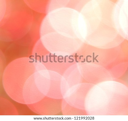Off focused red background - stock photo