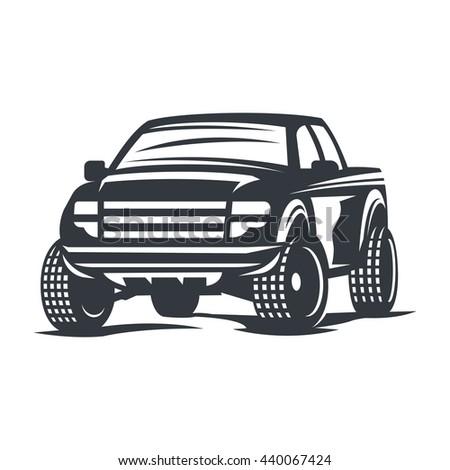 Stock Vector Vector Retro Cartoon Car