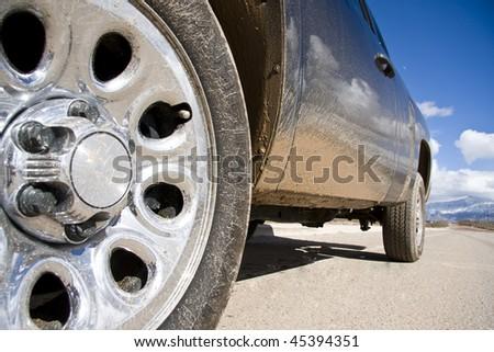 Off roading - stock photo