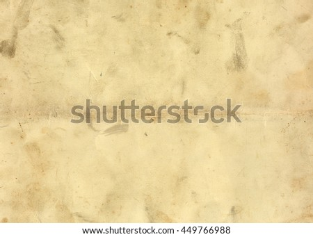 Off white cardboard useful as a background - stock photo