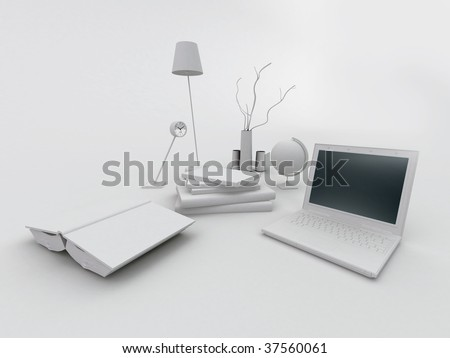 Office - stock photo