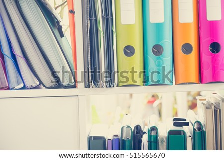 Office articles / folders