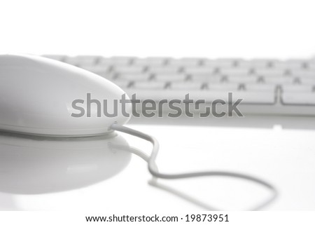 Office Background - stock photo