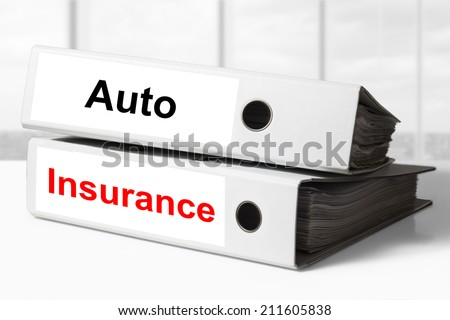 office binders auto insurance