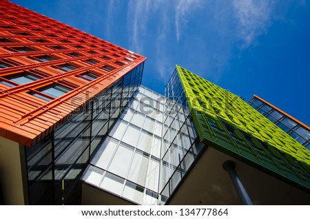 Office building - stock photo