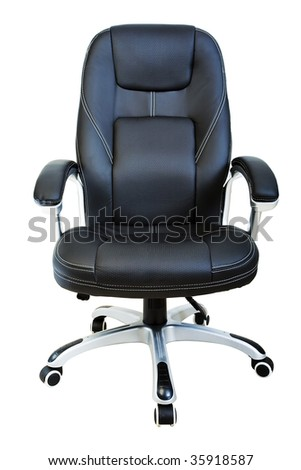 Office chairs - stock photo