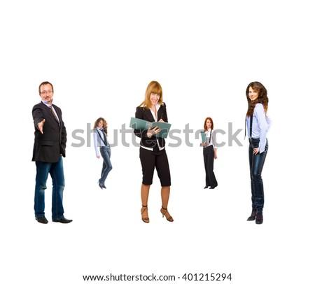 Office Idea People Order  - stock photo
